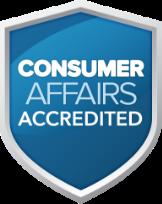 Consumer Affairs Accredited Logo
